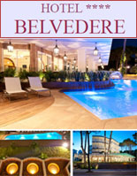 Hotel Belvedere - Milano Marittina