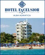 Hotel Excelsior - Alba Adriatica - Abruzzen
