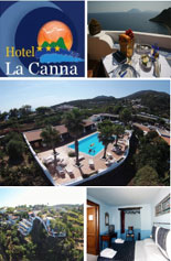 Hotel la Canna - Filicudi
